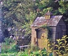 shed at Seven Gates Farm   Everything Garden   Pinterest