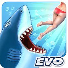 Hungry Shark Evolution 3.9.4 MOd Apk Download