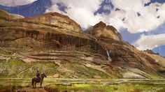 Landscapes арт, длиннопост, Подборка, Jason Scheier, пейзаж