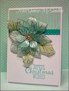 Joyful Christmas..Nikki Spencer-My Sandbox