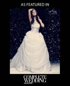 #KerryArmatas Designer/Dressmaker and Fine Pieces by #BellaKrystal