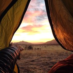 I've discovered I love camping when it's not freezing cold at night. This looks amazing, as long as there are no fierce wild animals in the vicinity.