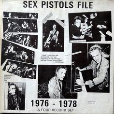 Vintage Records, Summer Of Love, Zine, Punk Rock, Pistols, Shit Happens, Batcave, Public, Graphics
