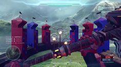 Quidditch mini-game. Best Halo 5 custom I've seen so far