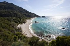 Samos, Greece.  Land of my ancestors. <3