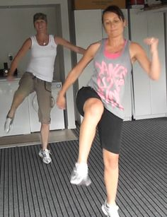 For fun weight loss exercise that the busy mum can do from the comfort of her own home, around her family's schedule, try one of our Zumba tracks. Lose stomach fat and get fit.  For family fun get your kids to join in www.losebabyweight.co.nz/weight-loss-exercise-for-women/zumba/