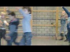 Beweeg activiteit kinderen, peuters en kleuters (voertuigen en vervoer)