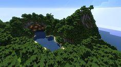 Island Minecraft Project