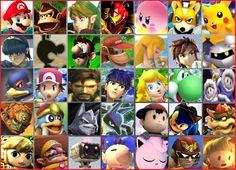 Super Smash Bros Brawl | Super Smash Bros. Brawl by ~Toon-e on deviantART