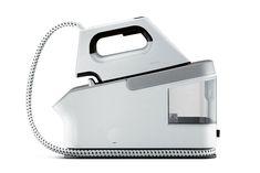 红点设计奖:I785 Iron Steamer, Red Dot Design, Steam Iron, Water Tank, Design Awards, Industrial Design, Household, Home Appliances, Cleaning