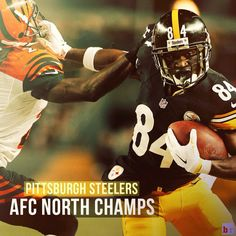 21d4e924f94 the pittsburgh steelers are the afc north division champions after beating  the bengals at heinz field on december from the unlikely orange