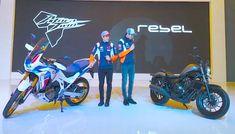 Peluncuran Honda CRF1100L & Rebel Dihadiri Marc dan Alex Marquez Marc Marquez, Motogp, Rebel, Honda, Dan, Bike, Bicycle, Bicycles