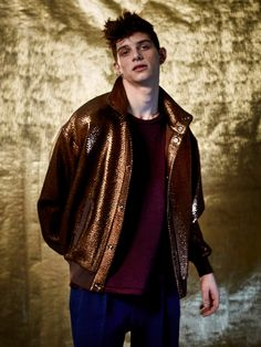See the complete Thaddeus O'Neil Fall 2017 Menswear collection.