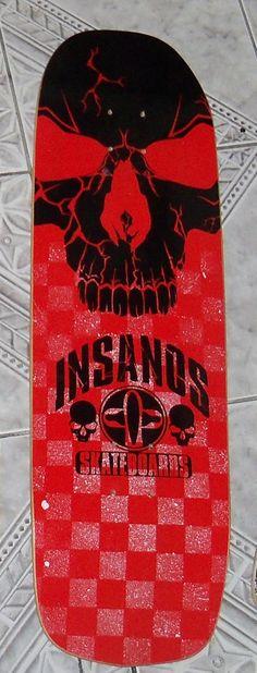 (1) Shape Skate Oldschool Insanos 9,10 X 32,10 - R$ 100,00 no MercadoLivre