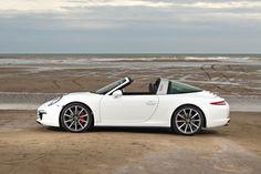 Molt fan de les fotos de Daniel Murias en la prova del Porsche 911 Targa 4S a Pistonudos
