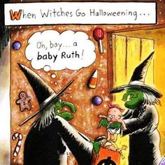 funny+quotes+about+life+http://www.quotesonimages.com/186534/when-witches-go-halloweening