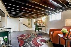 Modern Basement Ideas to Prompt Your Own Remodel - Di Home Design Modern Basement, Basement Gym, Basement Makeover, Basement Apartment, Basement Bedrooms, Basement Walls, Basement Renovations, Basement Ideas, Basement Bathroom