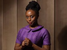 """There's no dark-skinned woman who is a babe. There just isn't. The dark-skinned woman, she is the Serious One."" – Chimamanda Ngozi Adichie 