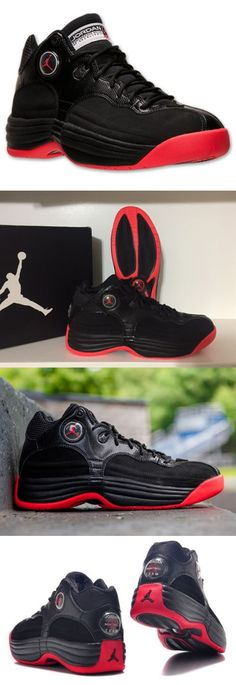 best service 279a4 de694 Basketball  New Size 11 Men Air Jordan Jumpman Team 1 Black Infrared 23  Basketball Shoe