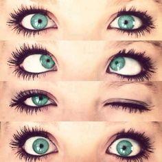 Mis ojos
