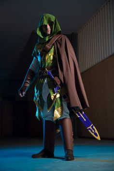 Assassin's Link (Legend of Zelda: Skyward Sword) Oh my gosh, Gandandorf and the Templars just lost forever.