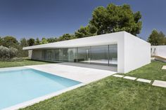 Gallery of House on the Olive Trees / Gallardo Llopis Arquitectos - 24