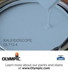 KALEIDOSCOPE OL712.4 is a part of the blues collection by Olympic® Paint.