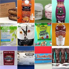 Some of my favorite products from the past year! Obsessive Confection Disorder, So Delicious Dairy Free, Dr-Cow Tree Nut Cheese, Vega, Somersault Snacks, GT's Kombucha, Field Roast Grain Meat, Lagusta's Luscious, Go Max Go Foods, Upton's Naturals, Sambazon and Yum Earth. What were your favorites for the year?