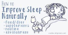 Statistically, most of us don't always get enough quality sleep. Some of us struggle to fall asleep, others to stay asleep, and others to make time to actually get enough sleep. Not surprisingly, sleep is a hormone dependent process, and with all the variables in our lives that can affect proper hormone balance (foods, toxins, artificial light, etc) it makes sense that many people struggle with sleep. This is also why times when hormones change often have a negative effect on ...