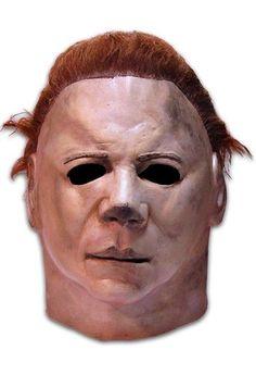 Halloween II Deluxe Mask