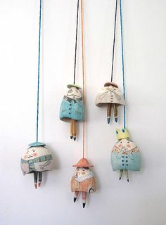 Yen Yen Lo|Ceramic Art|Melbourne | Bells