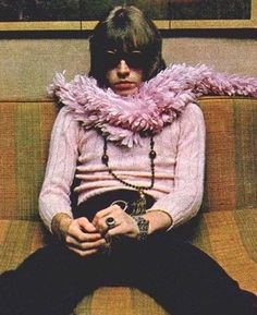 Mick Jagger / The Rolling Stones / Vintage / RocknRoll / Style