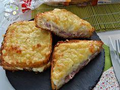 SANDWICH CROQUE-MONSIEUR | Cocinar en casa es facilisimo.com