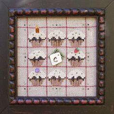 Cupcakes - Cross Stitch Patterns & Kits