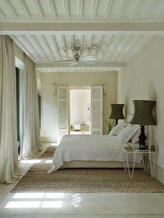 Descubre los interiores de Romain Michel-Menière: Un maravilloso Riad en Marrakech rehabilitado / A Romain Michel-Meniere's Interiors: A wonderful renovated Riad in Marrakech