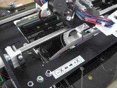 DMY-Festival - 3D-Drucker mini - Inside