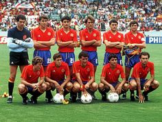 Spain in the early 80s