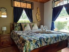 Forest Habitat, Tropical Garden, Costa Rica, Cottage, Bedroom, Luxury, House, Furniture, Home Decor