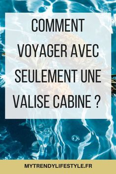 Comment voyager avec une valise cabine ? Packing, Digital Nomad, Cheap Travel, Karma, Places To Go, Road Trip, How To Plan, Refuge, Conscience
