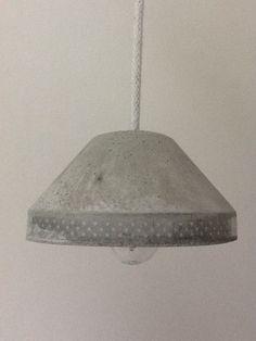 #lampada #cemento