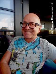 My friend, fashion photographer Rohn Meijer
