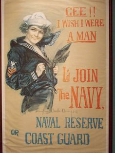 a poster at Nauticus Museum in Norfolk, Virginia