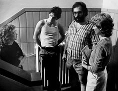 SUSAN E HINTON MATT DILLON FRANCIS FORD COPPOLA DIANA SCARWID RUMBLE FISH 1983 IN SET
