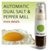 Damostar.com | OneTouch Automatic Dual Salt and Pepper Mill (SP17)  Price?