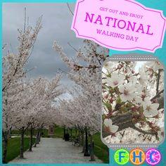 National Walking Day - April 5, 2017