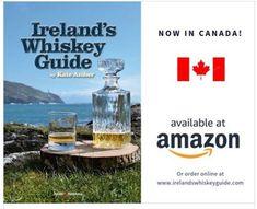 Irelands Whiskey Guide is now available for purchase at Amazon, Canada!☺️🎉🎊 Whiskey, Ireland, Canada, Amazon, Whisky, Amazons, Riding Habit, Irish