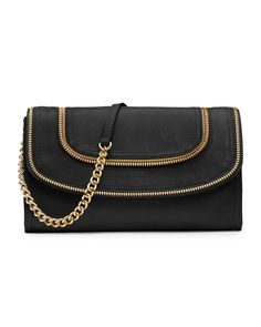 MICHAEL Michael Kors Naomi Zipper Clutch