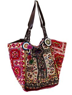 BoHo Chic Satchel bag