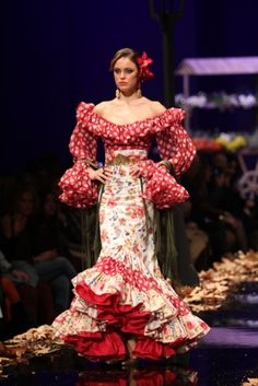 Traje de Flamenca - Carmen-Vega - Simof-2016