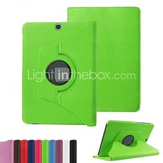 Protective Tablet Cases Leather Cases Bracket Holster for Samsung Galaxy Tab 4/Galaxy Tab S2(Various Types/Models/Kinds) - USD $20.99